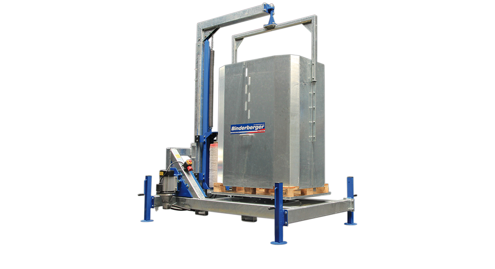 binderberger-Packmaschine-europalette-brandhout-inpakmachine-fagoteuse-bois-chauffage